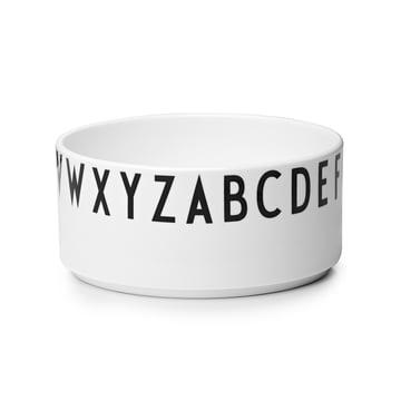 Design Letters - AJ Coupe déco en porcelaine, grand