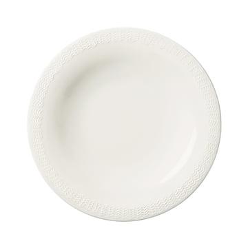 Iittala - Assiette Ø 22cm Sarjaton, Letti blanc