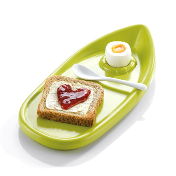 Planchette de petit déjeuner Bounty de Koziol