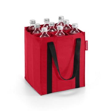 reisenthel - bottlebag en rouge