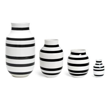 Série de vases Omaggio de Kähler