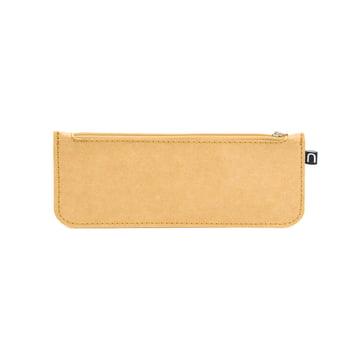 Trousse/portefeuille Wallet de Novoformen coloris naturel