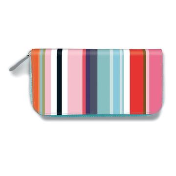 Remember - Portefeuille pour dames, Colour Stripes