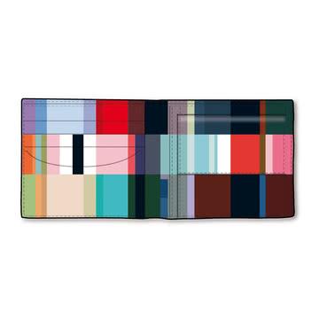 Portefeuille pour hommes Colour Strips de Remember