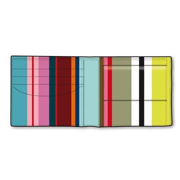 Portefeuille pour hommes Colour Lines de Remember
