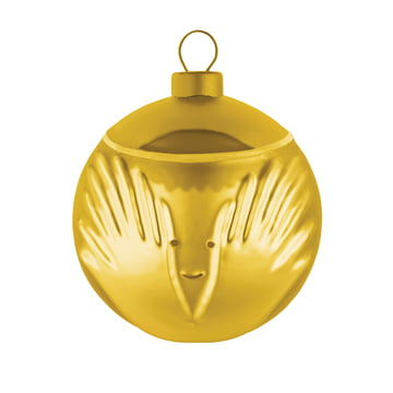 Boule de Noël petit ange par A di Alessi