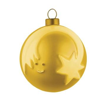 Boules de Noël étoile de Noël par A di Alessi