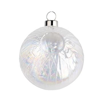 Boule de Noël l'enfant Jésus par A di Alessi