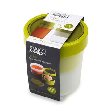 Bol à soupe GoEat de Joseph Joseph en vert
