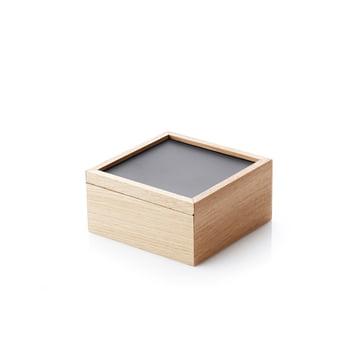 La boîte de rangement ObjektBox d'applicata petit format en gris