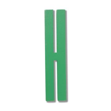 Design Letters - Wooden Letters Indoor H, vert