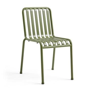 La chaise Palissade de Hay en olive