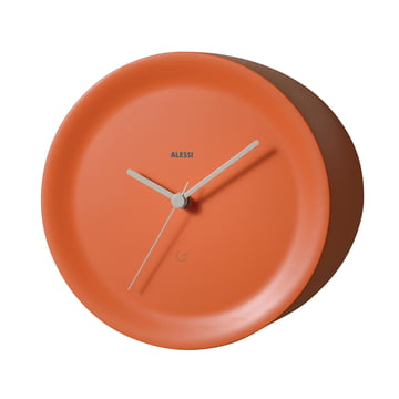 Alessi - Horloge Ora Out pour arêtes murales