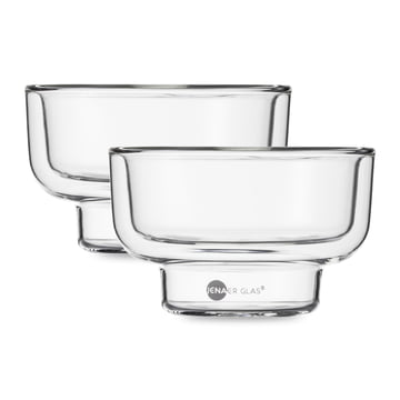 Jenaer Glas - Coupelle Match 300ml (lot de 2)