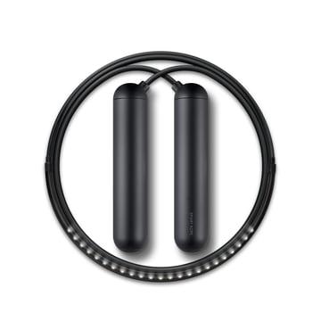 Corde à sauter Smart Rope de Tangram en noir
