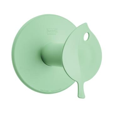 Dérouleur de papier toilette Sense de Koziol en menthe