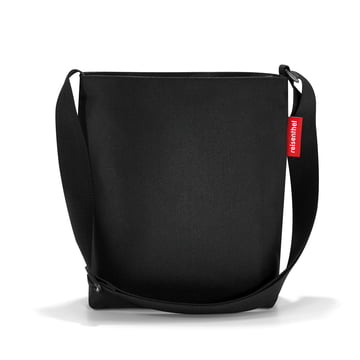 shoulderbag S de reisenthel en noir