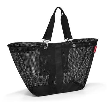 Le sac meshbag XL de reisenthel en noir