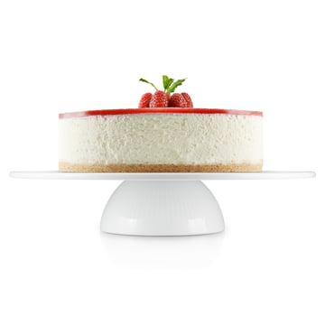 Cadre élégant autour de la tarte