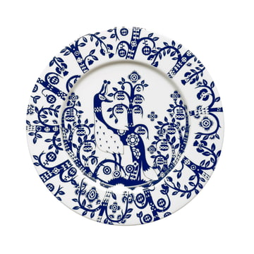 Iittala - Assiette Taika plate, bleu nuit Ø 22cm