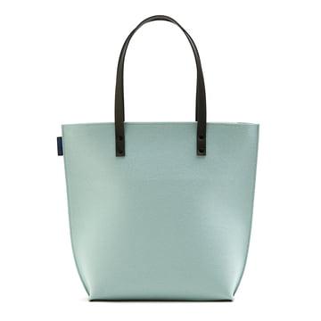 Le sac en feutre Prag de Hey Sign en bleu eau