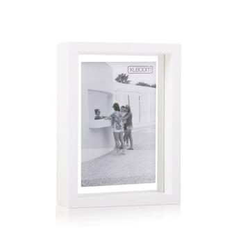 Floating Box 13 x 18 cm par XLBoom en blanc