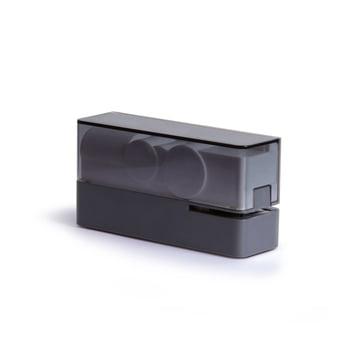 Agrafeuse électrique Flow de Lexon en gris