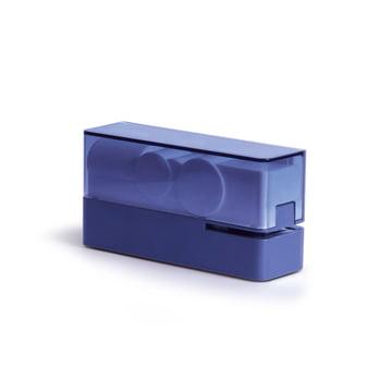 Agrafeuse électrique Flow de Lexon en bleu