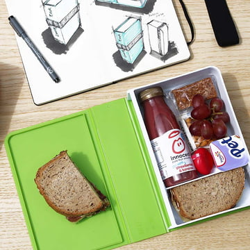 Lunch Box Livre de Black + Blum
