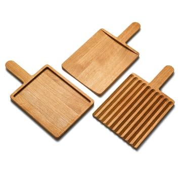 La planche à viande, la planche-plateau et la planche à boisseau d'Auerberg