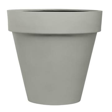 Jardinière Der mit dem Rand XL par Amei en gris