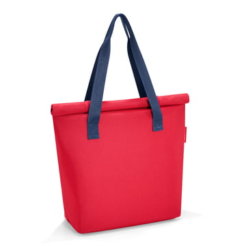 fresh lunchbag iso L de reisenthel en rouge