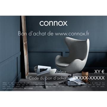 Le chèque cadeau design Connox