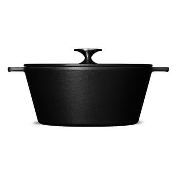 Casserole de cuisson pro par Morsø en fonte de fer