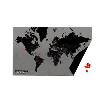 Palomar - Pin World by Countries, noir / mini