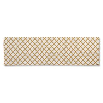 Chemin de table 40 x 160 cm par Marimekko en doré
