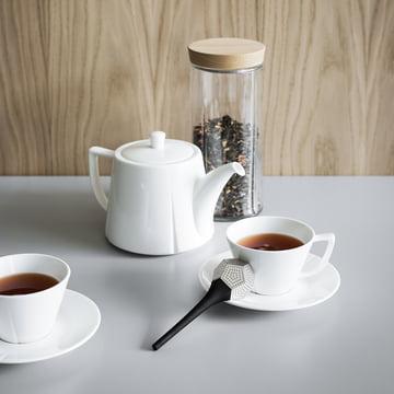 Passoire à thé Penta avec la série Grand Cru de Rosendahl