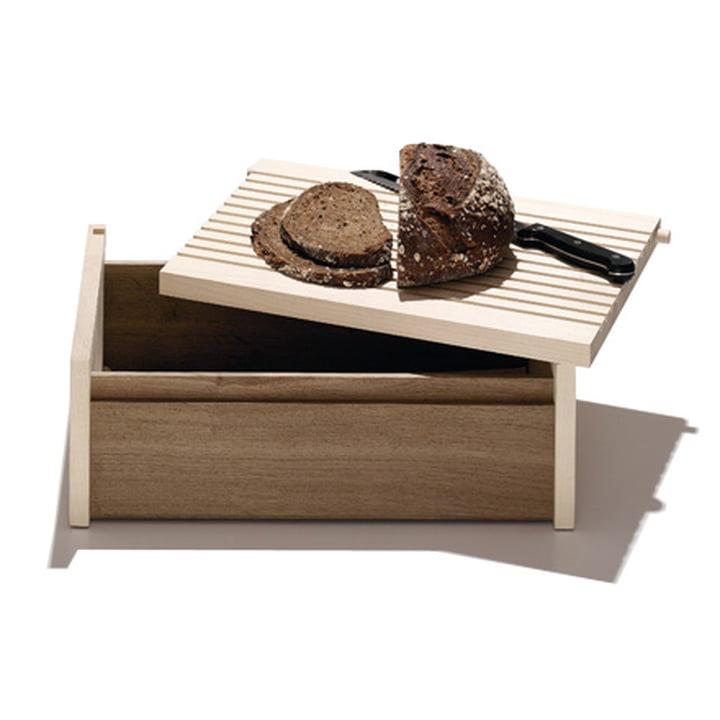 side by side - Boîte à pain avec planche à découper
