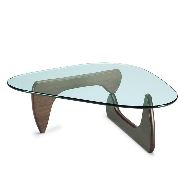 Vitra Coffee Table en noyer