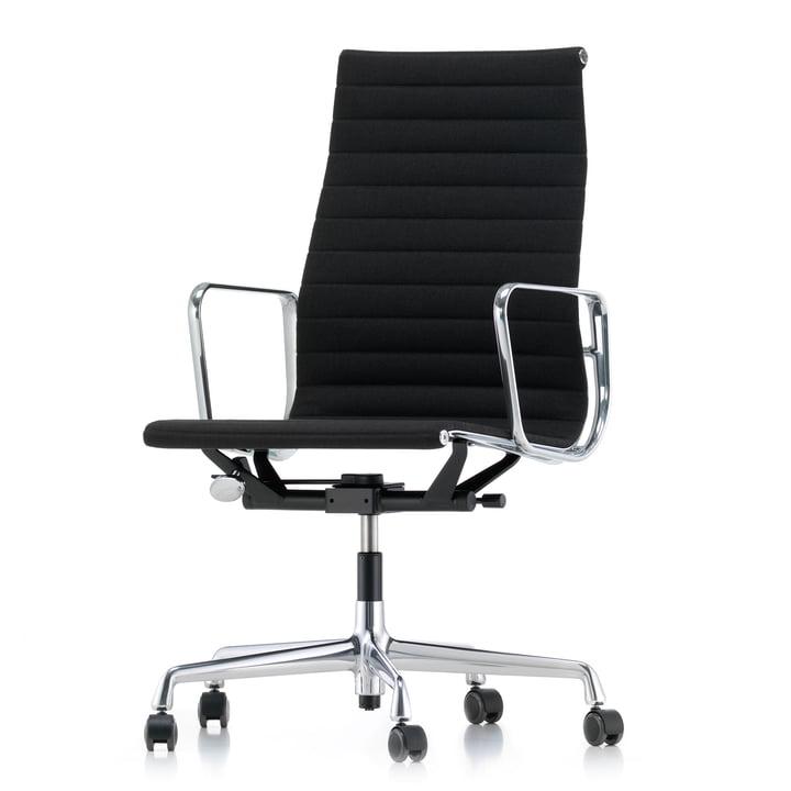 Vitra - EA 119 chaise de bureau, noir