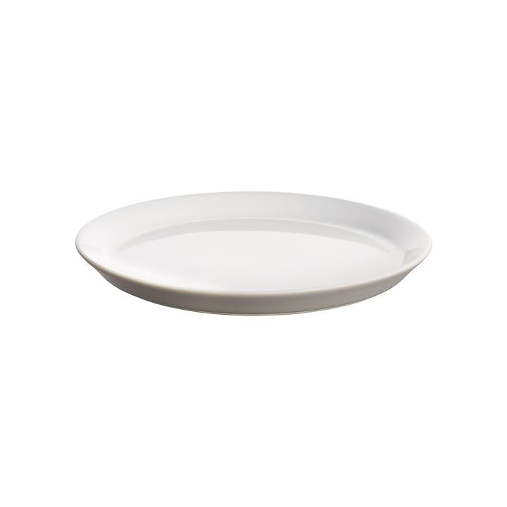 Alessi - Assiette à dessert Tonale, Light Grey, Ø 20 cm