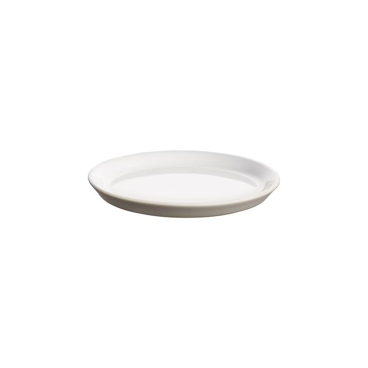 Alessi - petite soucoupe Tonale, Light Grey, Ø 6 cm