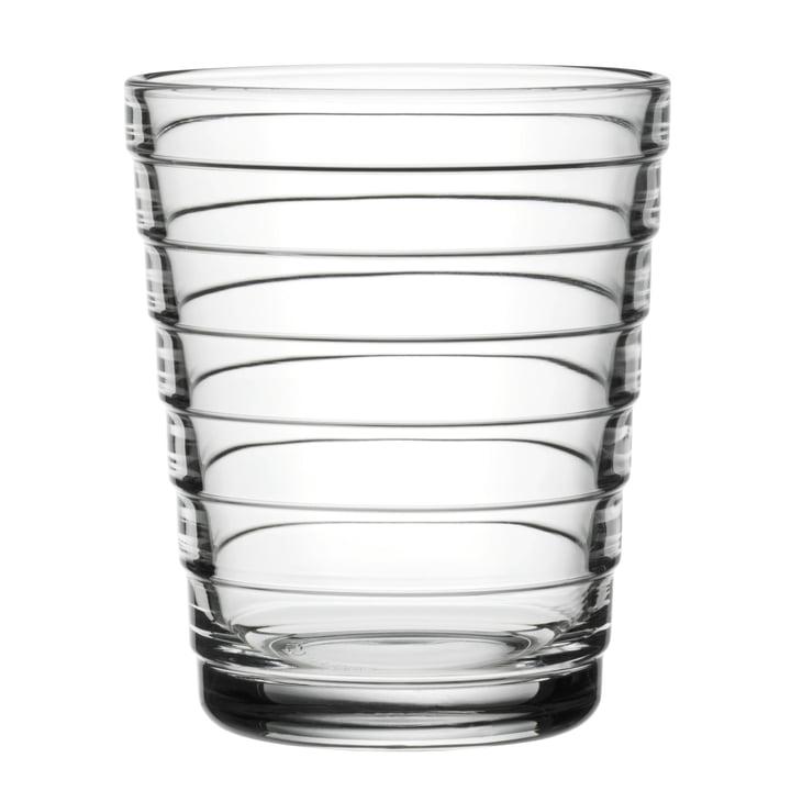 Aino Aalto Gobelet en verre 22 cl de Iittala in clear