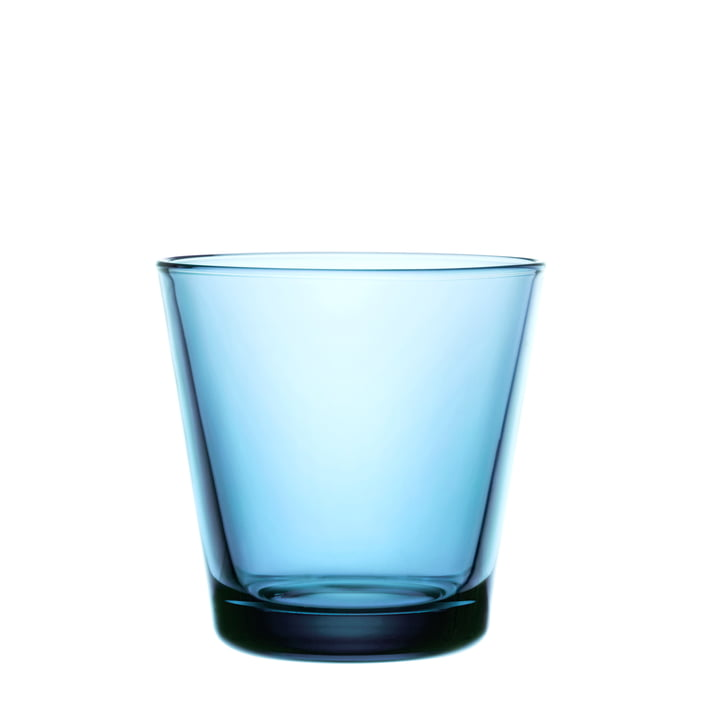 Iittala - Verre à boire Kartio 21 cl, bleu clair