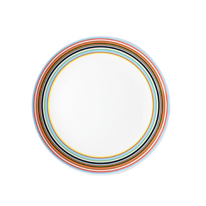 Origo, assiette Ø 20 cm, orange