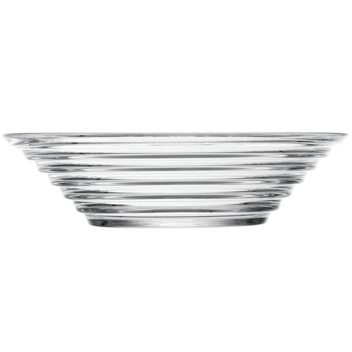 Iittala Aino Aalto saladier en verre - 35cl, transparent