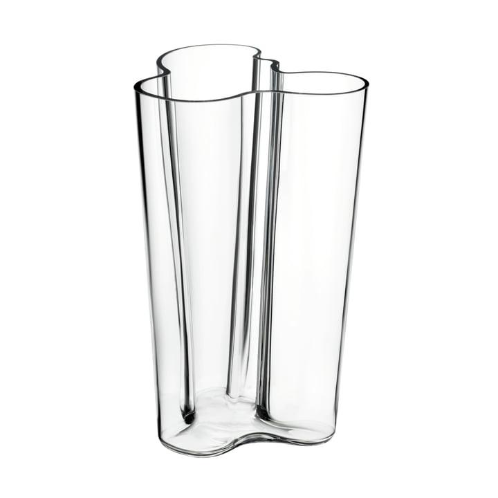 Aalto Vase Finlandia, clair 251mm