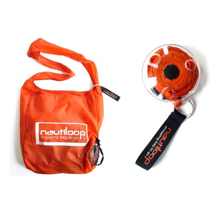 Nautiloop orange transparent