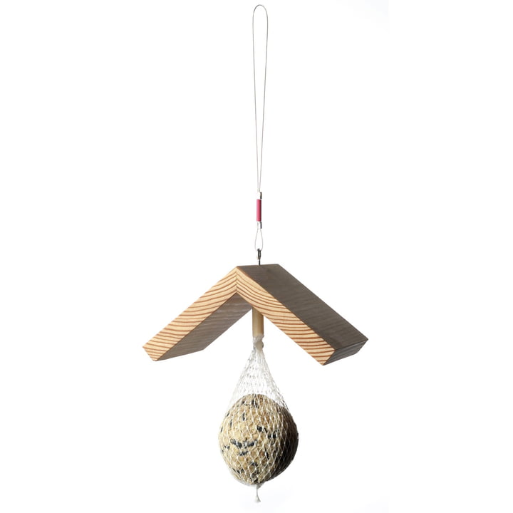 Toit pour oiseaux «just for birds»
