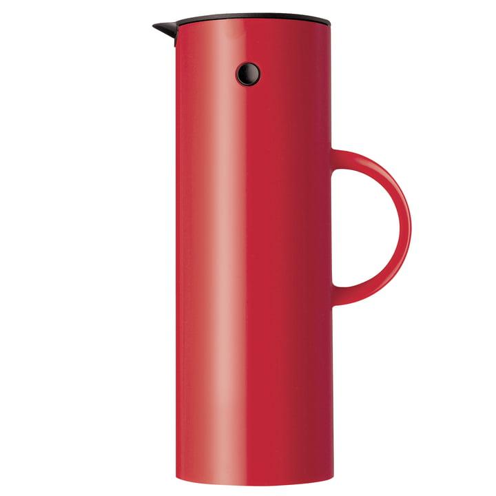 Stelton - Carafe isotherne EM 77, 1 l rouge